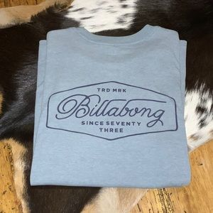 Billabong tshirt!